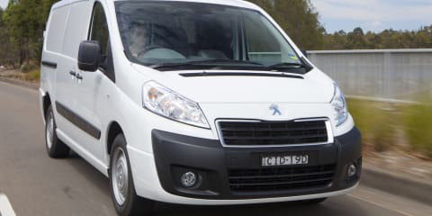Peugeot Partner, Expert vans dropped in Australia - for now