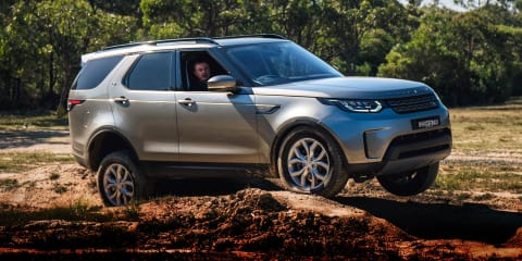 2018 Land Rover Discovery Sd4 SE review