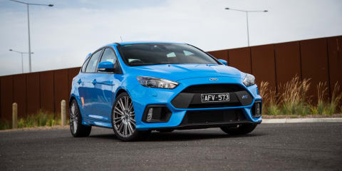 Ford confirms Focus RS 'white smoke' issue, one case in Oz