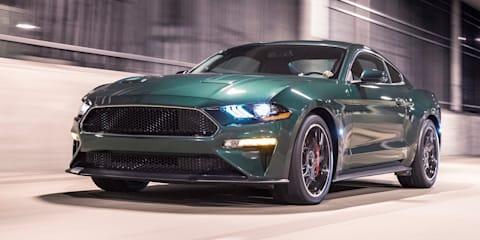 2019 Ford Mustang Bullitt revealed