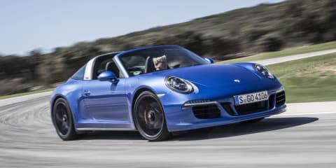 2015 Porsche 911 Targa 4 GTS Review