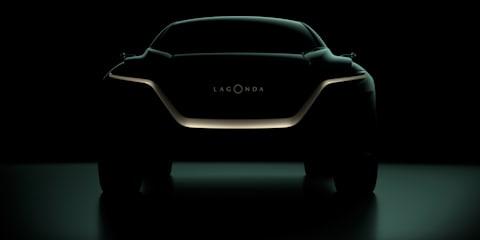 Lagonda All-Terrain Concept teased