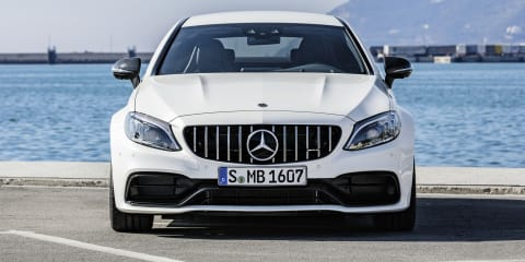 2019 Mercedes-AMG C63: Initial details