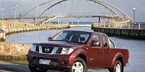 Mitsubishi Triton, Nissan Navara to share new platform