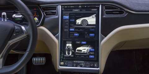 Tesla Model S : Software update to make P85D even quicker; Turnbull tours factory