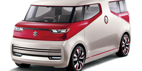 Suzuki concept cars for 2015 Tokyo motor show revealed: Ignis Trail, Air Triser, Mighty Deck