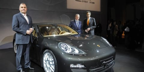 Porsche seeks US$4.37 billion loan