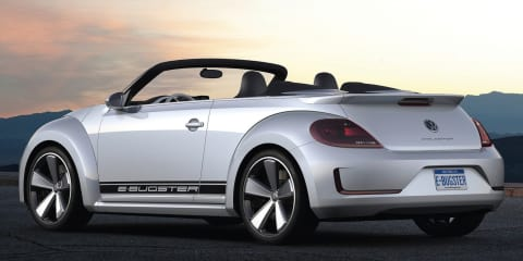 Volkswagen Beetle: convertible confirmed, launching this year