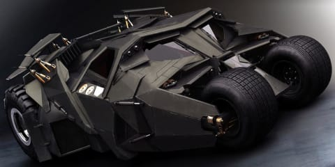 GM to design next Batmobile: report
