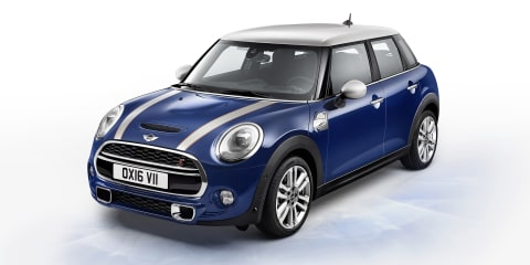 Mini Seven special edition revealed, Australian debut under consideration
