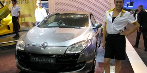 Renault Megane RS 250 at 2010 AIMS