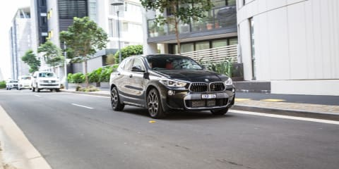 2018 BMW X2 v Jaguar E-Pace comparison