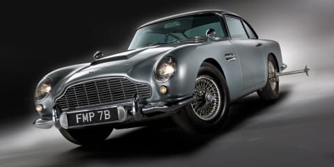 Aston Martin DB5 original James Bond 007 model sells for $4.2 million
