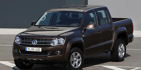 2012 Volkswagen Amarok to get eight-speed auto