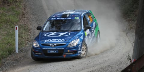 Hyundai i30 claims another rally victory