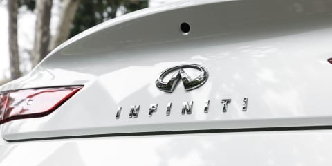 Infiniti Australia content with 'steady growth'