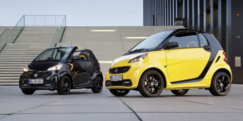 Smart Fortwo electric drive ad goes viral