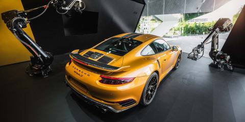 Driven: Porsche 911 Turbo S Exclusive Edition