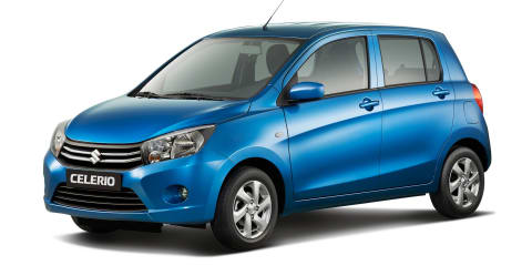 Suzuki Celerio sold here won't have three-star crash score