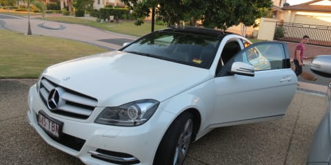 2013 Mercedes-Benz C350 Review