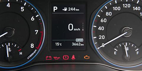 2018 Hyundai Kona Active v Nissan Qashqai ST