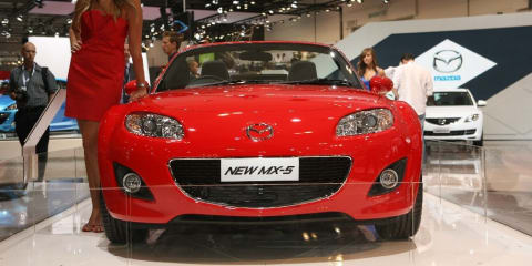 2009 Mazda MX-5 at MIMS