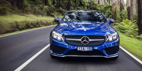 2016 Mercedes-Benz C-Class cars recalled due to reduced headlight function
