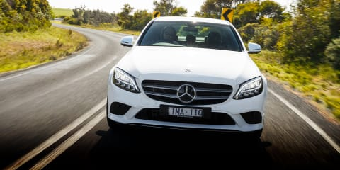 2014-15 & 2018-19 Mercedes-Benz C-Class recalled