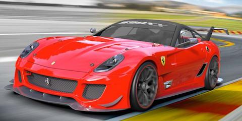 Ferrari auction nets $2.2 million for earthquake victims