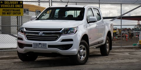 Holden Colorado, Colorado 7, Trailblazer recalled for jack fix