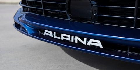 Alpina chasing 'balance' in Australia