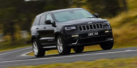 Jeep Grand Cherokee Hellcat confirmed - report