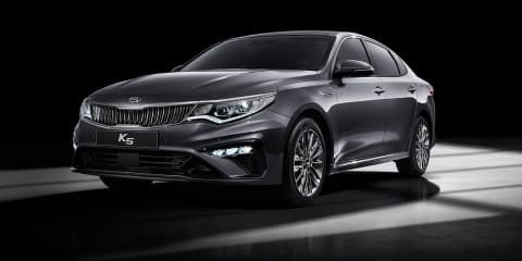 2018 Kia Optima facelift revealed in Korea