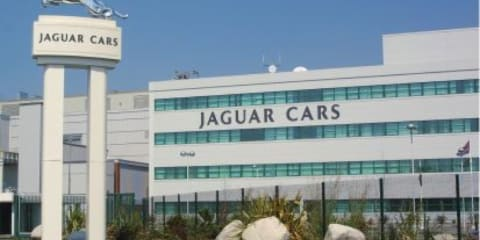 Jaguar Land Rover reports huge loss