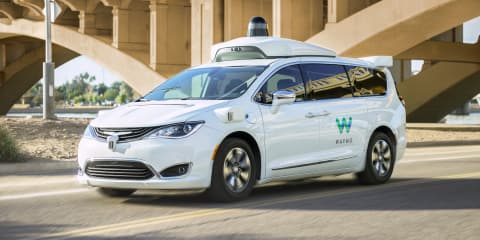 Waymo One driverless taxi service launched