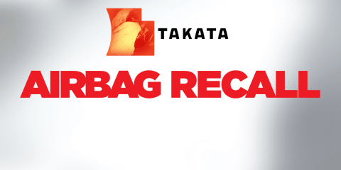 Replaced Takata airbags to be replaced again; Government demanding answers