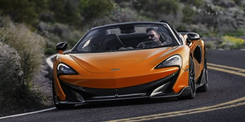 McLaren improving resale values, brand equity through video games; days of supercar resale profiteering 'long gone'