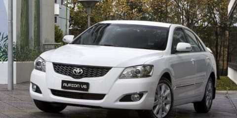 2009 Toyota Aurion Touring Special Edition