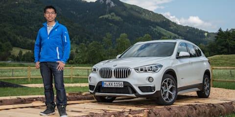 Interview with Calvin Luk, BMW's Australian designer