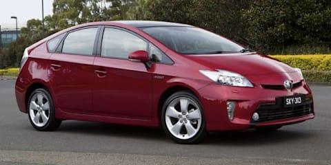 2012 Toyota Prius released
