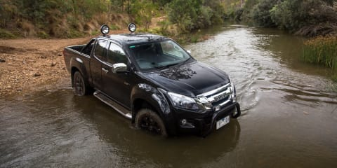 2016 Isuzu D-MAX LS-U Space Cab Review: Long-term report two