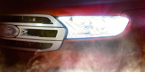 2015 Ford Everest : Australian-engineered Ranger-based SUV teased