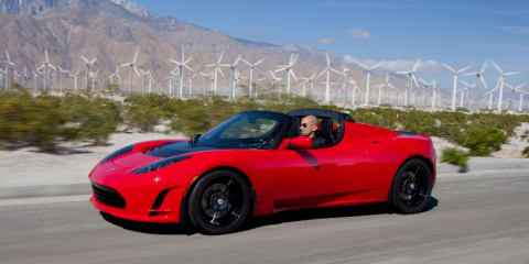Telsa Roadster owners collectively rack up 10 million miles