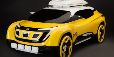 Mahindra targets Europe with student-designed concepts