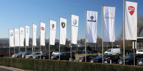 Volkswagen Group management shuffled under new CEO
