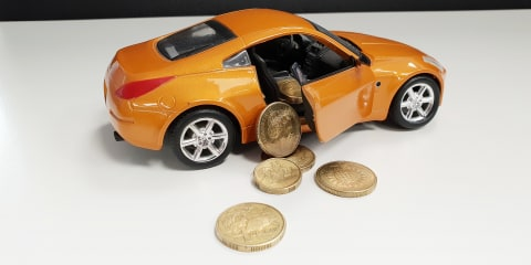 Delaying the inevitable: Depreciating car value