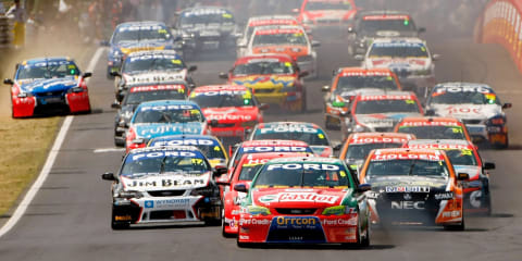 V8 Supercars announce Car of the Future plan for 2012