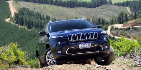 2015 Jeep Cherokee Limited Diesel Review