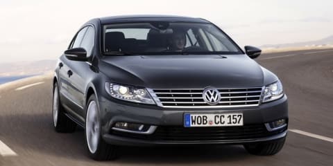 Volkswagen CC - next-generation model could be more of a 'fastback'