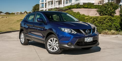 2016 Nissan Qashqai ST Review